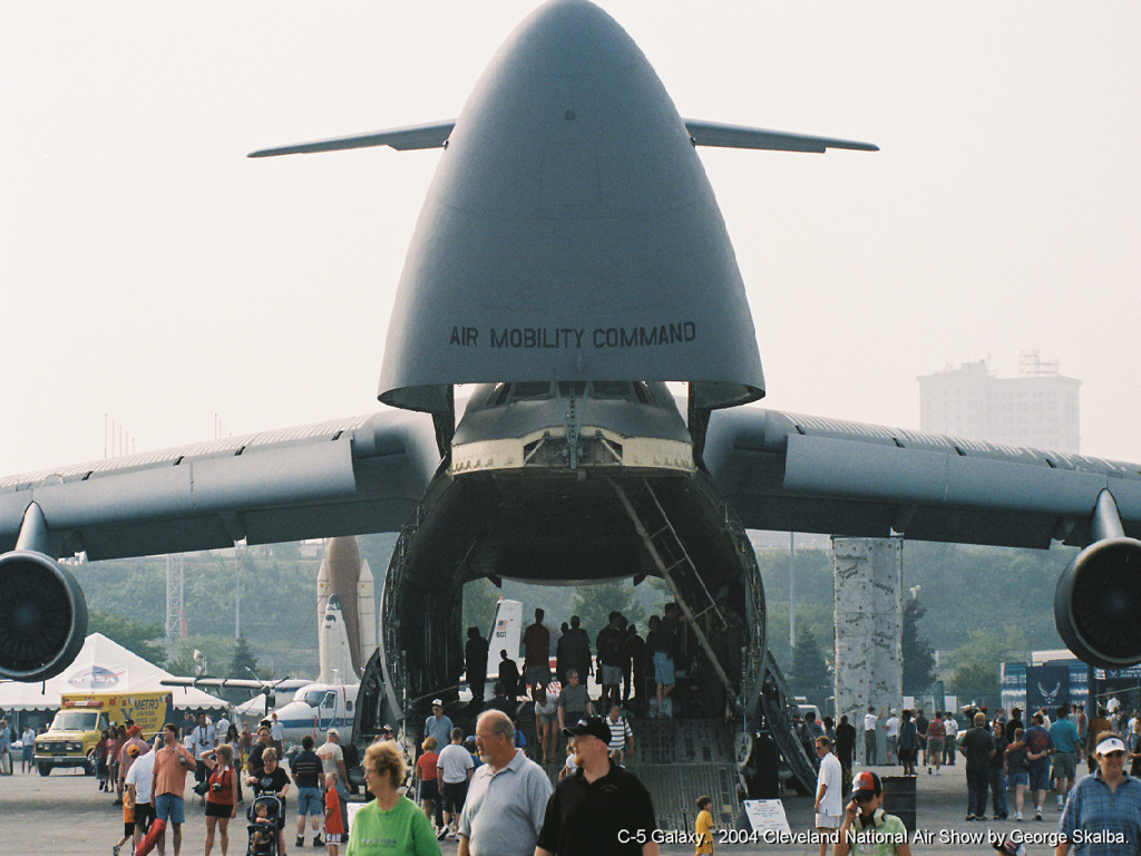 What can fit inside a C5 Galaxy
