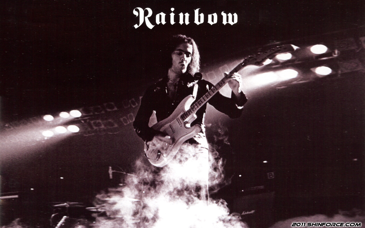 Rainbow Richie Blackmore's Rainbow Bietigheim-Bissingen 2016