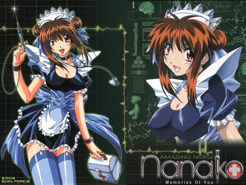Amazing Nurse Nanako wallpaper | Sega/Shin Force > Cool! > Wallpaper