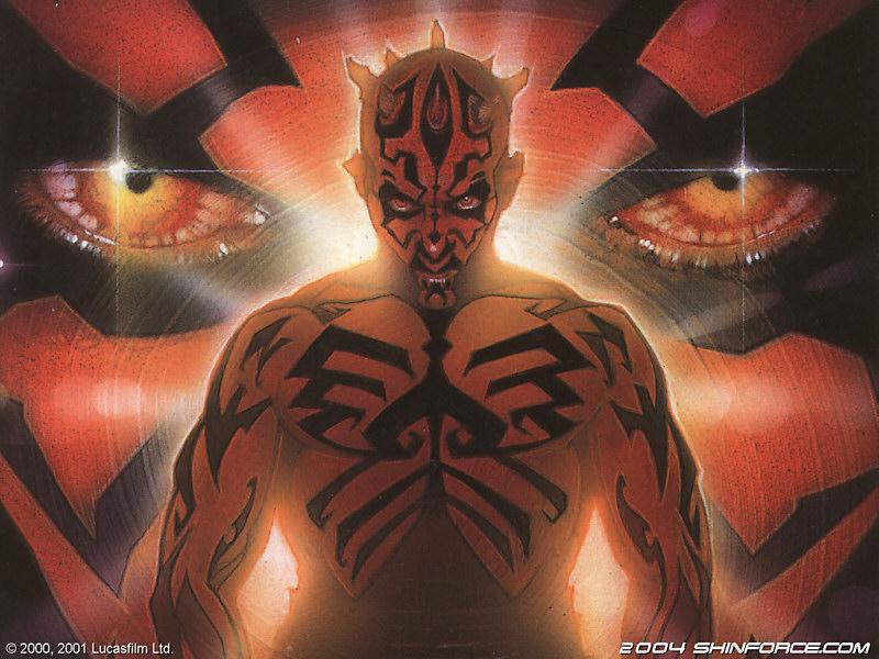 Darth maul star wars wallpaper shin force gt cool