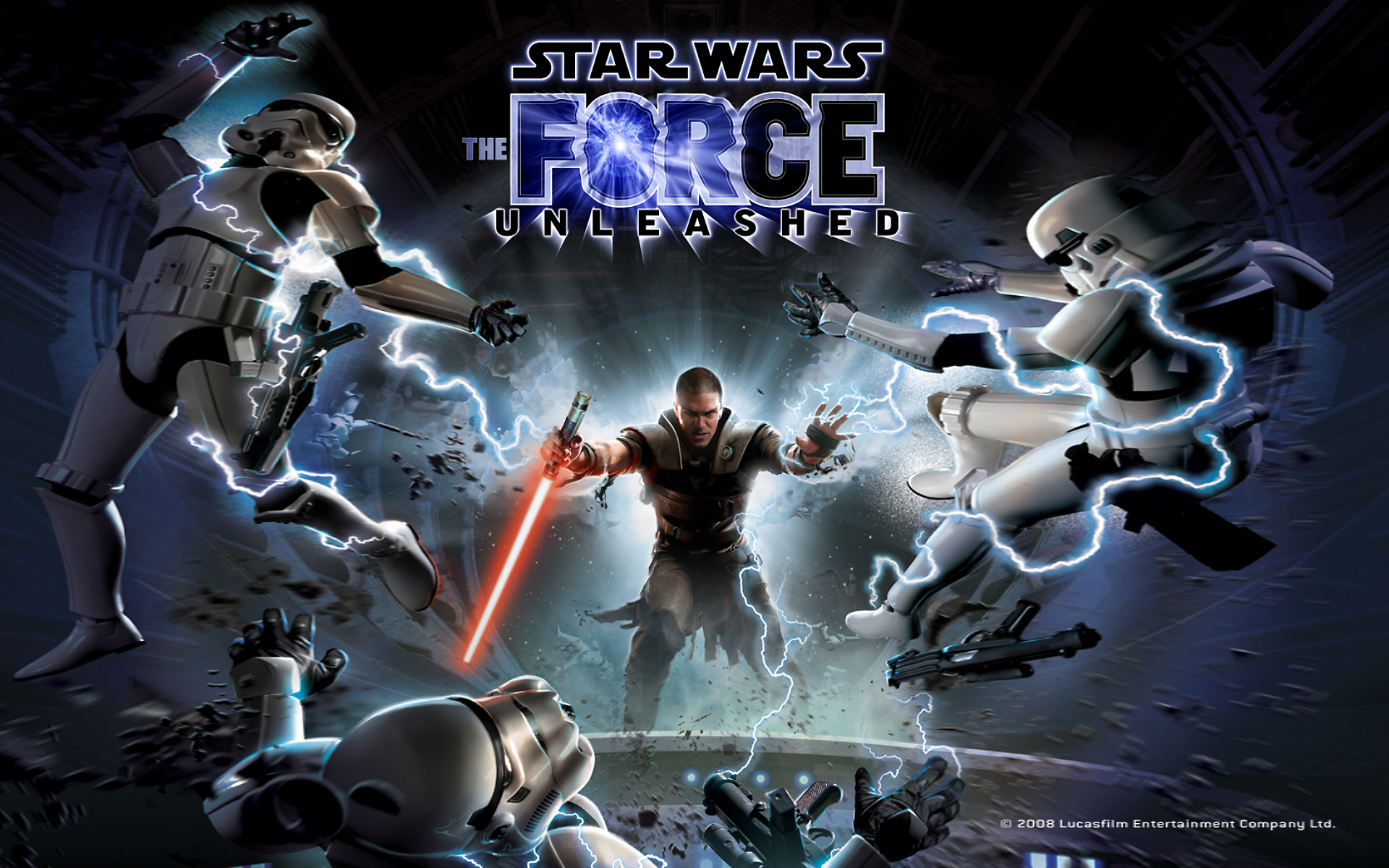 Star Wars The Force Unleashed 2 Wallpapers: STAR WARS / The Force Unleashed II, Darth Maul Wallpaper