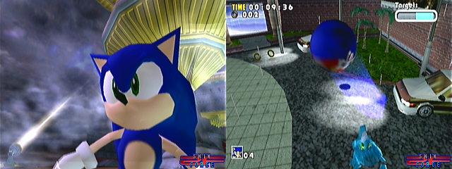 Sonic Adventure Review | Sega Dreamcast Reviews @ Shin Force