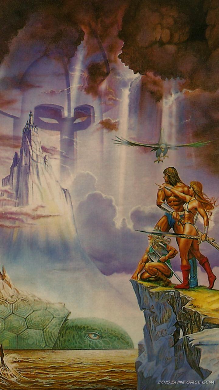 Golden Axe :: Wallpaper | Sega/Shin Force > Elite Series ...