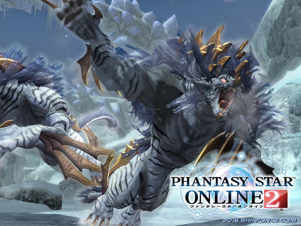 Phantasy Star Online 2 Wallpaper: Phantasy Star Online 2 :: Wallpaper