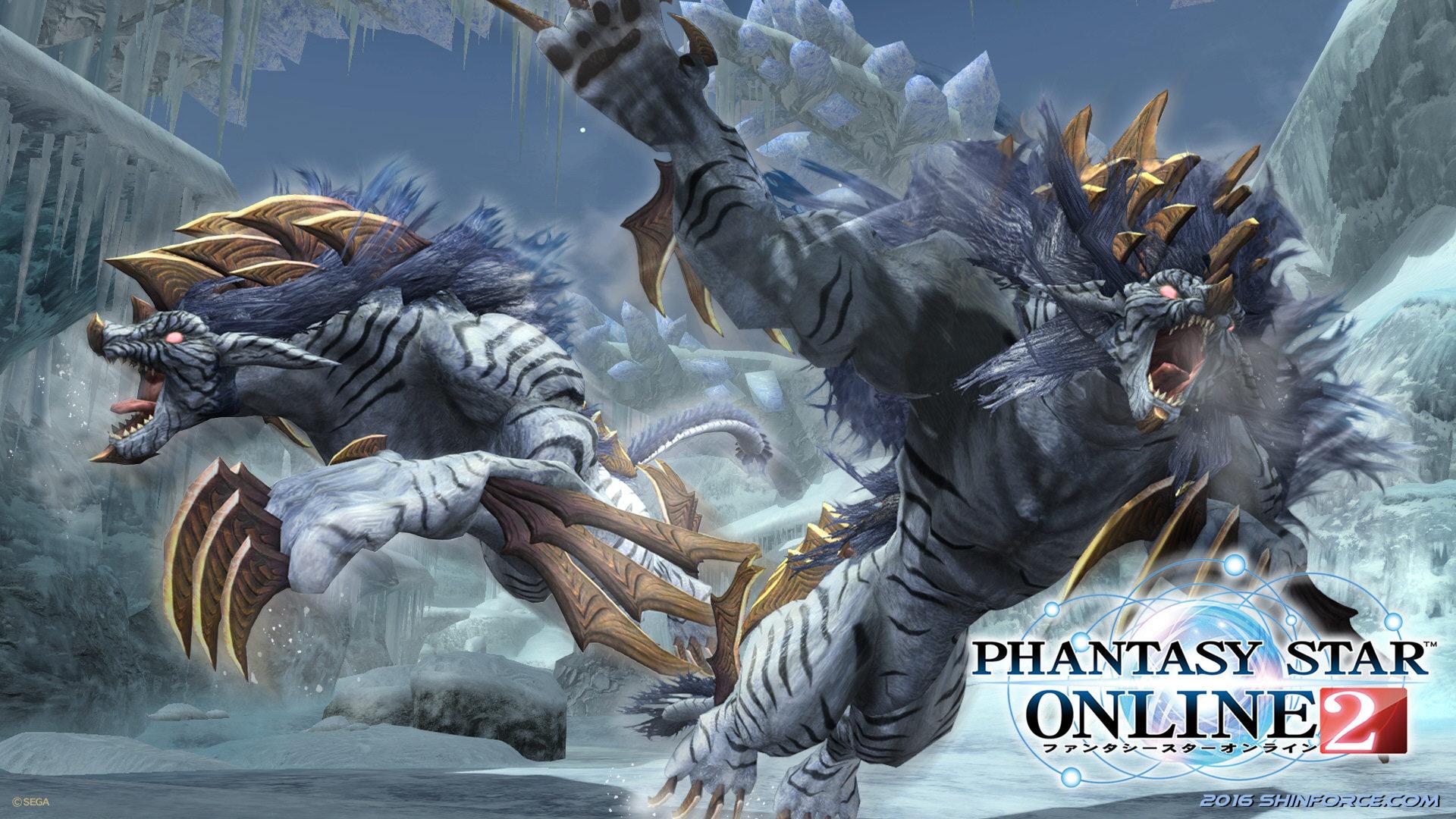 Phantasy Star Online Wallpaper: Phantasy Star Online 2 :: Wallpaper