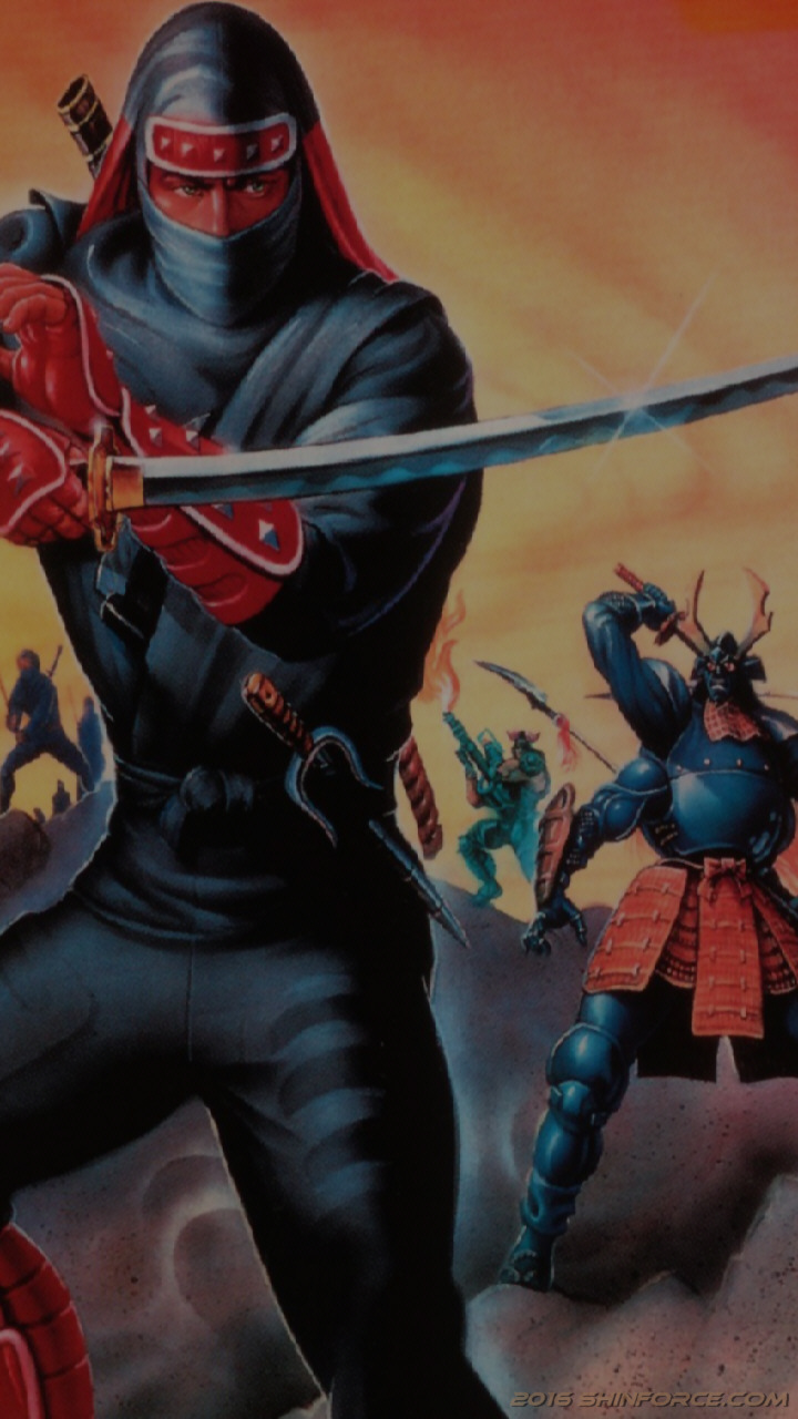 The Super Shinobi II / Shinobi III: Return of the Ninja ...