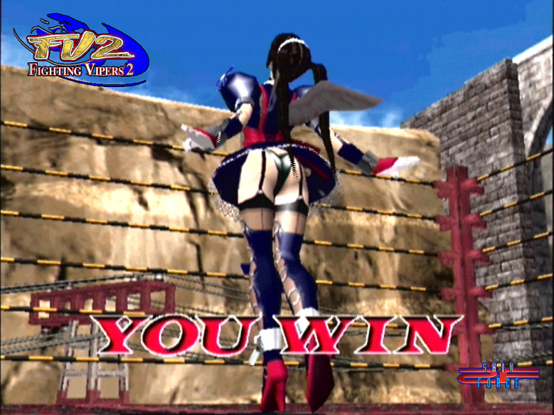 Honey (Fighting Vipers) (Shin Force: Virtual: Gallery: 1~4)