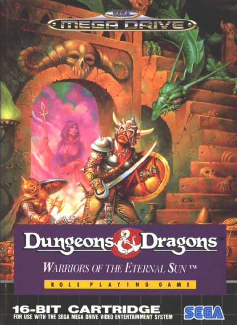 Dungeons Amp Dragons Warriors Of The Eternal Sun Review