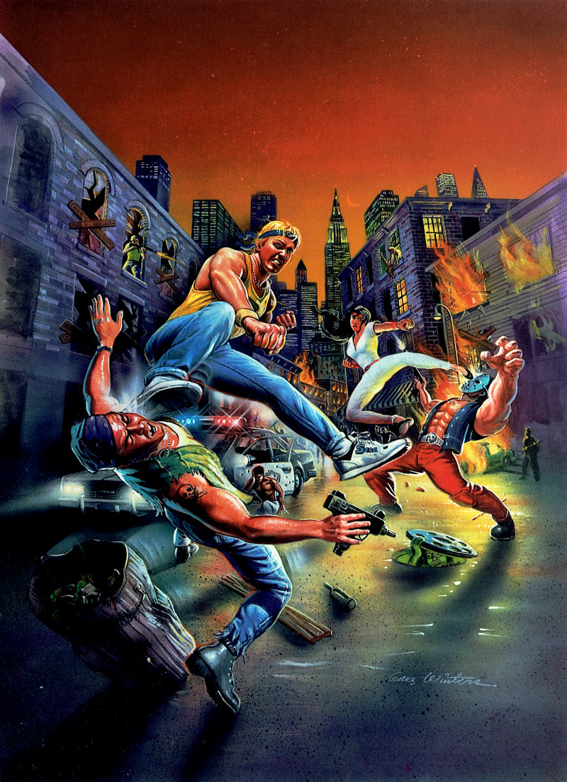 Games Like Streets of Rage Classic - Play Games Like