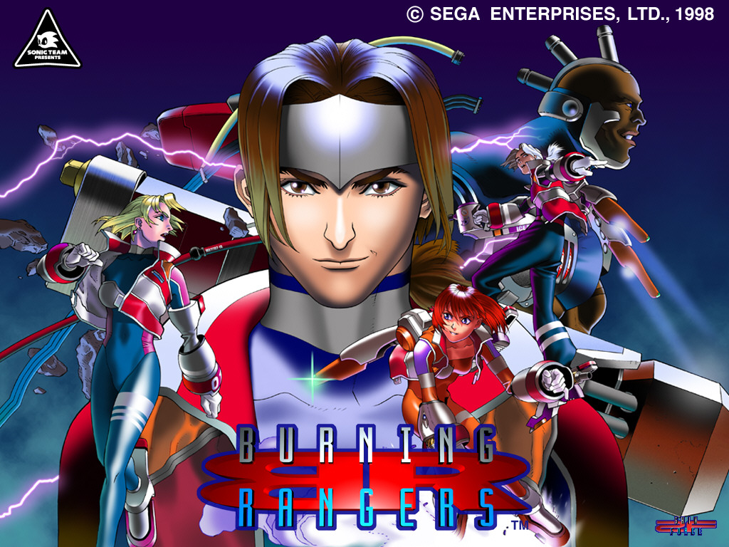Shin Force Gt Games Gt Reviews Gt Sega Saturn Gt Burning Rangers