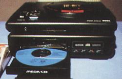 sega cd drive