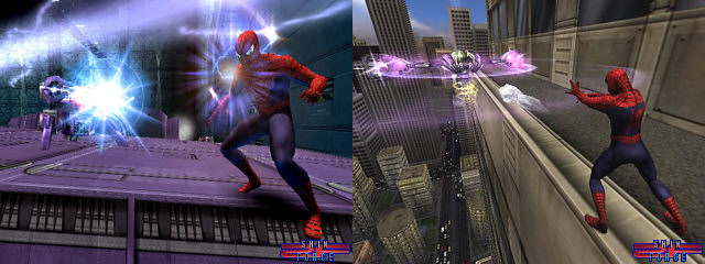 Shin Force > Games > Previews > Xbox > Spider-Man The Movie Game