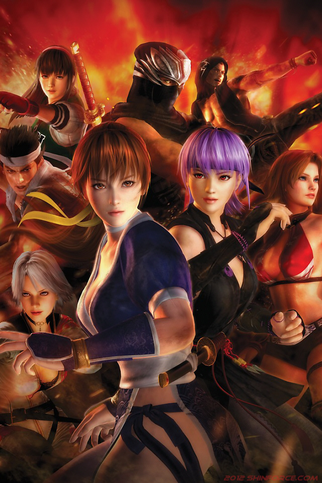 Dead or alive 5 fantasy paradise episode 1 - 2 1