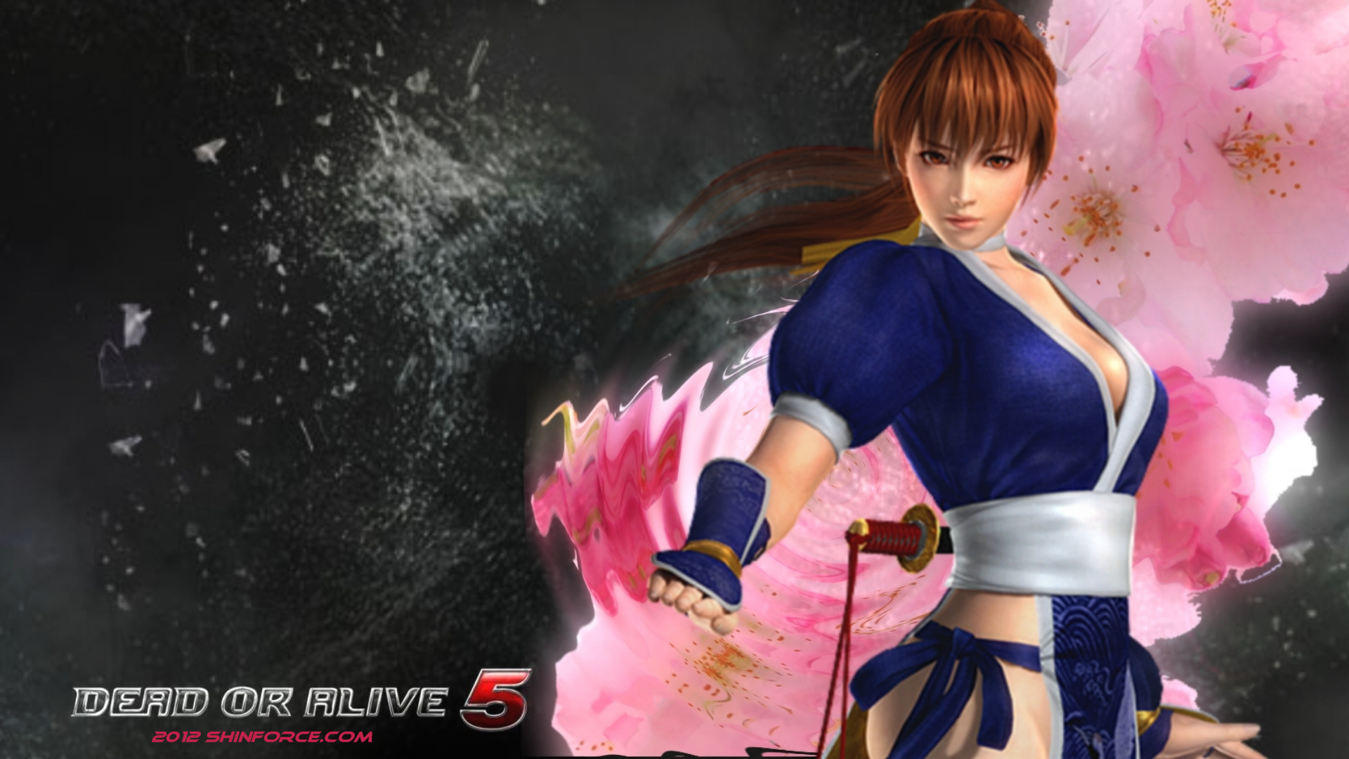 Pics For > Dead Or Alive 5 Wallpaper Kasumi